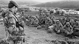 UK-Argentina agreement to try identify 123 Argentine Falkland War soldiers