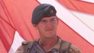 'Marine A' - Alexander Blackman.