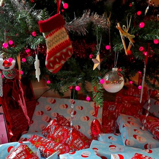 More than 100 Christmas parcels have been handed out to vulnerable people in North Yorkshire