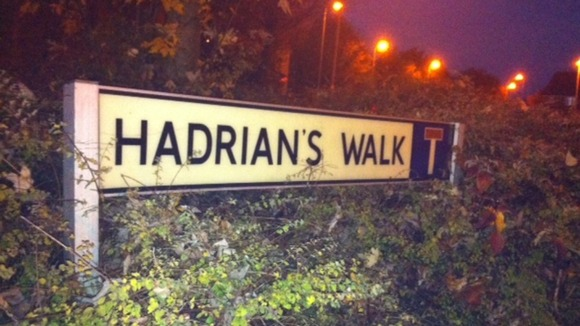 Hadrian's Walk, Stevenage