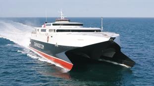 Manannan Ferry, Steam Packet Company