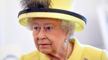 The Queen was expected to travel to Sandringham today for the start of her Christmas break.
