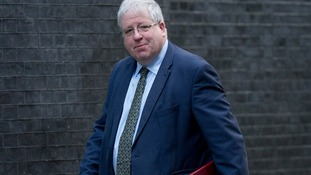 Conservative Party Chairman Patrick McLoughlin