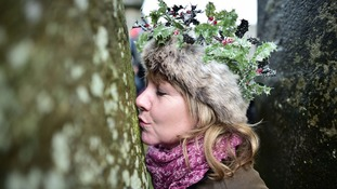 5,000 attend Winter Solstice at Stonehenge