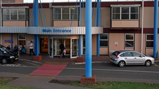Bosses say acute admissions are much higher than would be expected for this time of year.