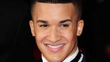 X Factor star Jahmene Douglas.