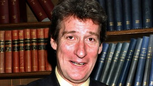 BBC Newsnight presenter Jeremy Paxman.