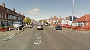 Image shows Central Drive, Blackpool