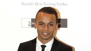 Aston Merrygold from JLS.