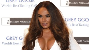 Tamara Ecclestone at the Winter Ball.