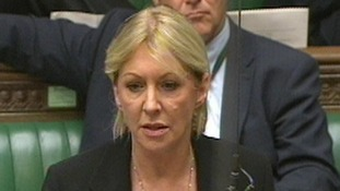 Conservative MP Nadine Dorries.