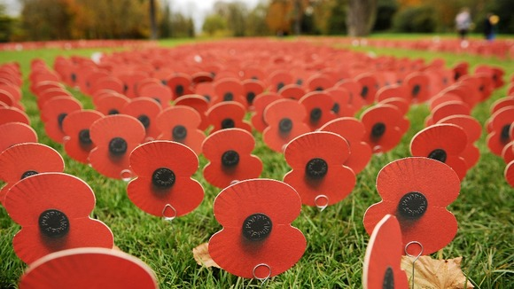 The contribution of British and Commonwealth military and civilian servicemen and women will be commemorated today.