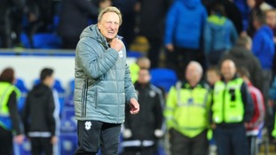 Young striker to sign for Cardiff in January - Warnock