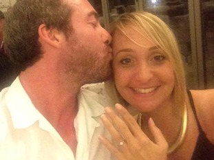 The couple launched a fundraising page to pay for the drug Regorafenib.