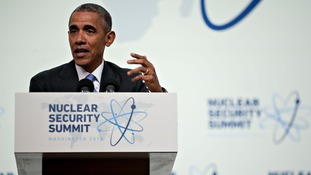 Barack Obama invested $1tn in the US nuclear arsenal