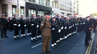 Remembrance Day Bristol