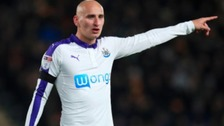Newcastle's Jonjo Shelvey