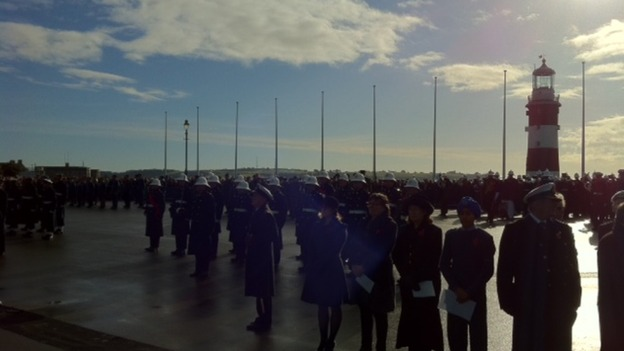 Remembrance Day Plymouth