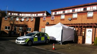 Police search home in Hadrian's Walk, Stevenage