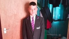 12 year-old Danny Ramsdale went missing on Wednesday