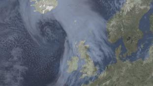 Storm satellite