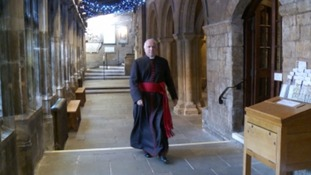 Dean of Bristol Cathedral: 'I've been asked to pray with people more often than I can remember'