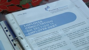 The trustee of the Plumbing Pensions scheme has informed many small businesses they face  potential liabilities