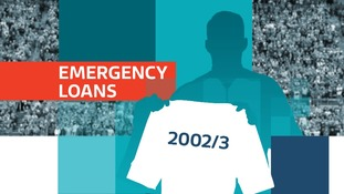 The loan window was introduced in 2002/03.