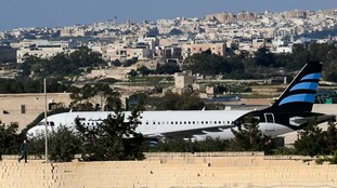 The Afriqiyah flight was travelling from Sabha to Tripoli