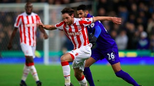 Stoke City travel to Liverpool in today's Premier League game.