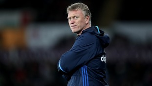 David Moyes returns to Manchester United with Sunderland for the first time since leaving Old Trafford