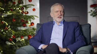 Jeremy Corbyn warns of 'shocking rise in homelessness' in first Christmas message
