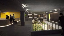 Underground hotel 'would treat guests like troglodytes'