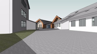 £3m improvements for Sandgate Special School Kendal