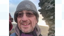 55-year-old Stephen Woolley was last seen on Tuesday 6th December.