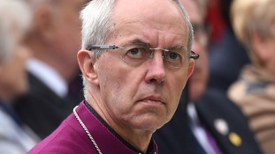 Justin Welby will say his experience of seeing those in hardship in 2016 had underlined, not undermined, his faith in God.