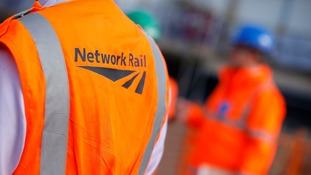 Network Rail defend closure of lines across the region for festive period