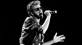 George Michael's first gig was at a scout hut in Bushey near Watford