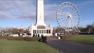 Plymouth Hoe Naval War Memorial