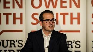 Owen Smith still receiving death threats after Labour leadership bid