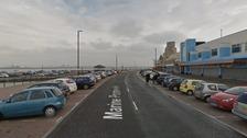Marine Promenade, New Brighton