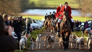 Boxing Day Hunts 'draw hundreds of thousands' nationwide