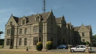 Former Warwickshire Police HQ