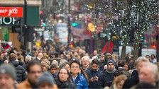 London's Boxing Day bargain hunters buck national trend.