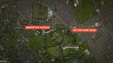 The alleged crimes took place on Sefton Park Road and Brompton Avenue, Sefton Park, on Monday, December 26.