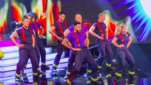 Black Watch will perform with Diversity in a new ITV programme.