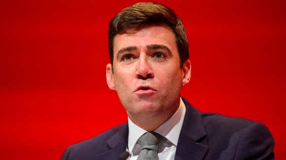 Image result for andy burnham