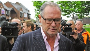 Paul Gascoigne taken to hospital with head wound after hotel 'disturbance'