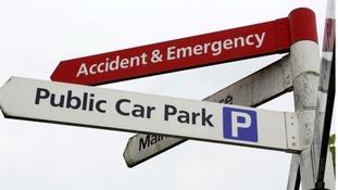Leeds tops bill for hospital parking fines