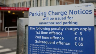 Midlands hospital trusts make millions from parking charges